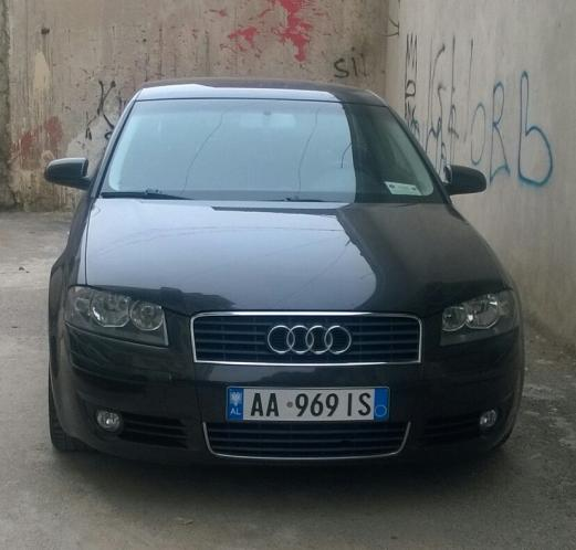 OKAZION AUDI A3 VITI 12/ 2004 MOTOR 2.0TDI FULL OPTION